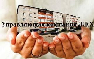 Как создать управляющую компанию многоквартирными домами