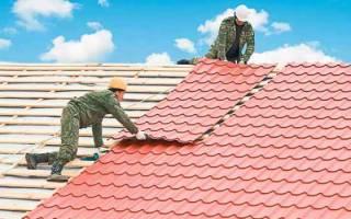 Течет крыша в доме что делать