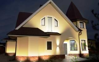 Как подключить к частному дому свет