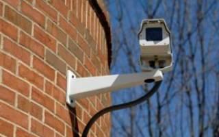 Что необходимо для видеонаблюдения за домом