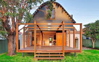 Как сделать из дачи жилой дом