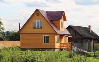 Как дачу переоформить в жилой дом