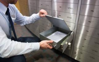 Как происходит покупка квартиры через банковскую ячейку?