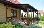 Как перекрыть двор в частном доме